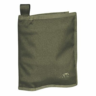 Tasmanian Tiger TT Map Case Large Olive Organiser Integrated Map Pouch Army
