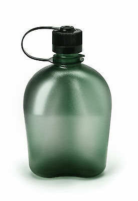 NALGENE OASIS TRITAN 1.0L BOTTLE army canteen, Blackhawk flask