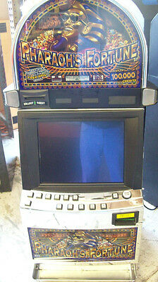 IGT IGAME Pharaoh's Fortune with  LCD Monitor