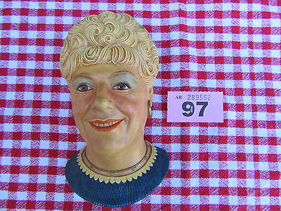Legend Not Bossons Bet Lynch Coronation Street Head Wall Plaque Signed (Ref97)
