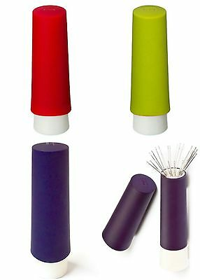 Prym Magnetic Needle Twister - Red / Lime Green / Violet - Contents Not Included