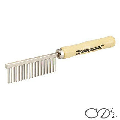 Paint Brush Comb Cleaning Corrosion Resistant Remove Dried Paint Straighten 175m