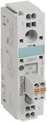 Siemens 3RW30 47-1BB14 Soft Starter, Screw Terminals, S3 Size, 200-480V Rated