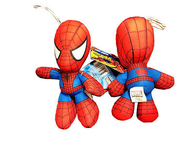 Brand New Marvel Spider Man Squashy Washy Bath Toy Red Ages 2 Years+