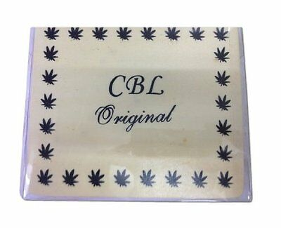 CBL Wooden LARGE Rollbox Rolling Roll Stash Snuff Tobacco Box Smoking