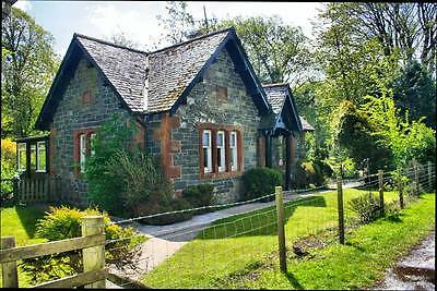 The Lodge - 1 week Holiday in South West Scotland = 2nd of April - 9th of April