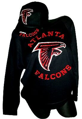 Atlanta Falcons Black Rawedge Lt.Wt.Jersey Top & Fitted Adj. B-Cap. *Combo Deal*