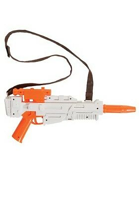 Star Wars Episode VII Storm Trooper Blaster with Strap New The Force Awakens