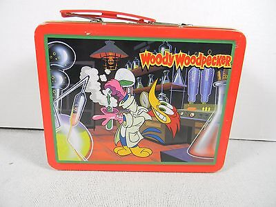 1999 Series 1 Woody Woodpecker Reproduction Tin Lunch Box