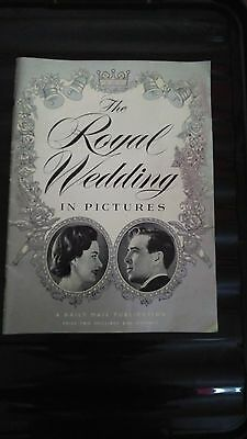 The Royal Wedding In Pictures Princess Margaret Vintage 1960 Magazine