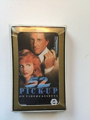 Vintagea 52 Pick Up Promotional Playing Cards Video ANN MARGRET ROY SCHEIDER