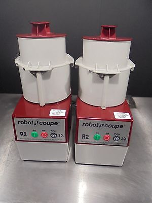 Food Processor Robot Coupe R2C    $875.00 for 2 UNITS >>> FREE SHIPPING<<<