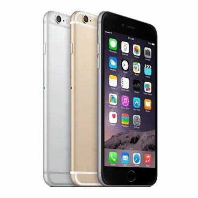 """Apple iPhone 6 Plus (AT&T) 6+ 5.5"""" SmartPhone 16GB 64GB 128GB Gold Gray Silver"""
