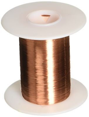 Remington Industries 40SNSP.25 40 AWG Magnet Wire Enameled Copper Wire 4 oz. ...