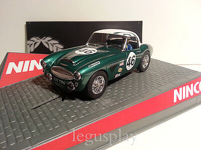 "SCX Scalextric Slot Ninco 50389 Austin Healey ""Snetterton""- New"