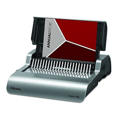 Fellowes Binding Machine Quasar E  Electric Comb Binding (5216901)