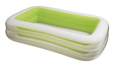 """Intex Swim Center Family Inflatable Pool 103"""" X 69"""" X 22"""" for Ages 6+"""