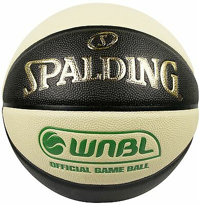 Spalding Official WNBL Basketball - Size 6