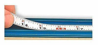 Kreg KMS7724 12 Self-Adhesive Measuring Tape,Left to Right Reading