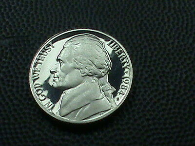 UNITED STATES   5 cents   1984  -  S     PROOF