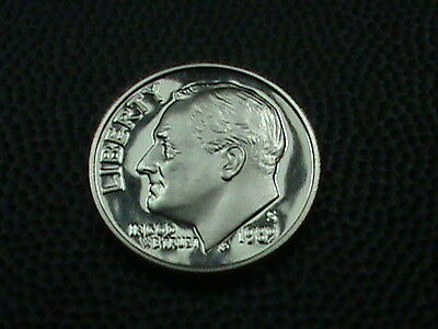 UNITED STATES     10 cents   1989  -  S       PROOF