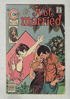 Just Married #109 January 1976 VG