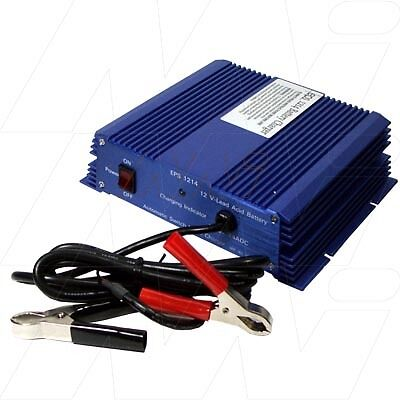 EPS 12Volt 14Amp Automatic Switch Mode Battery Charger - Car, Golf Buggy