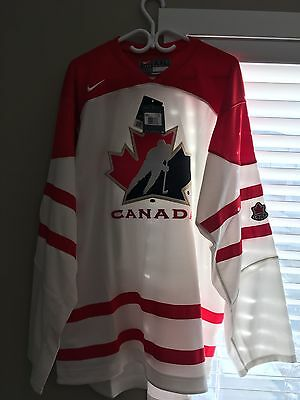 Nike Team Canada Men's Hockey Jersey White