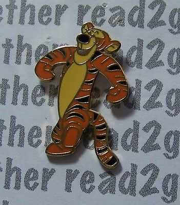 Disney Pin Tigger with Black Nose