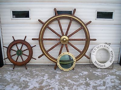 72 inch SHIP WHEEL from Imperial Windsor