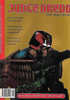 Judge Dredd Mega-Special #7 (1994, very high grade) 64 pages - all new material