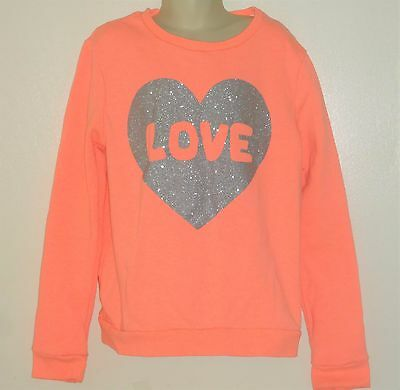 F&F,  Love Pink Jumper Size:  11 - 12 Years, Height 152cm / Chest 78cm