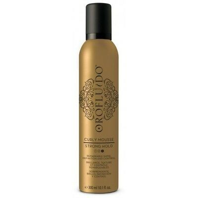 Mousse Orofluido Curly 300 ML