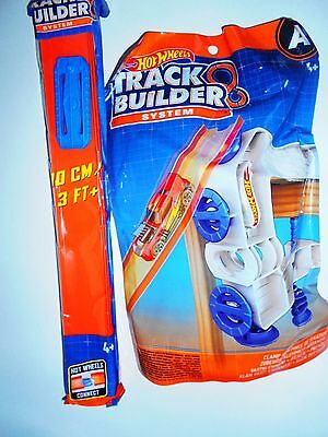 Hot Wheels  Mattel Dlf01 +Ccx79 Track Builder System