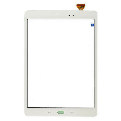 """Samsung Galaxy Tab A T550 T555 9.7"""" Replacement Touch Screen Digitizer White"""