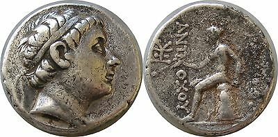 GRECE ANTIQUE : Tétradrachme ANTIOCHUS III Le Grand