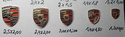 Porsche Logo Pin / Badge / Anstecker