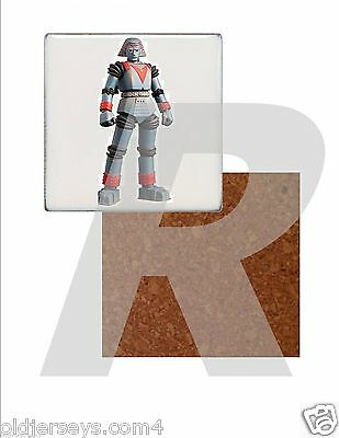"Johnny Sokko ""Giant Robot"" Tile Drink Coaster with Cork Back"