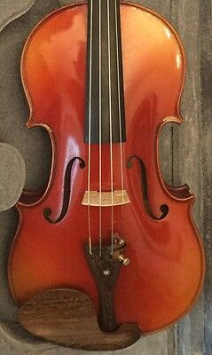 Old Violin H. Emile Blondelet with Certificate バイオリン 小提琴 Violino Violon Violine