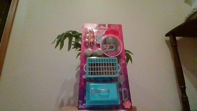 New Generation Doll Clothes Bbq Grill Utensils Food American Girl