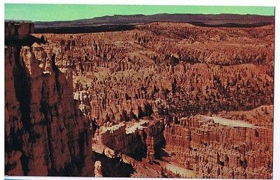 Bryce Point, Bryce Canyon National Park Utah Postcard # 1176