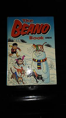 The Beano Vintage Comic Book Annual 1984