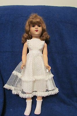 Vintage Reliable Composition Doll