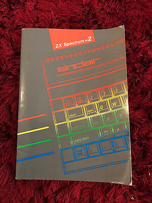 ZX Spectrum +2 Instruction Manual