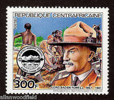 Central African Republic   #646   Mint Nh   (16072251)