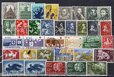 Nice Selection Of The Netherlands   Used  (1607037)