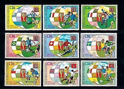 [45081] Equatorial Guinea 1973 Sports World Cup Soccer Football Germany MNH