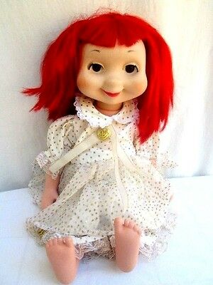 "Vintage 1960..whismie..20""..american Character Doll"