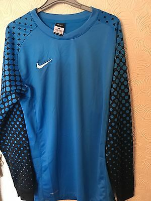 Nike Goalkeeper Shirt - Small Men's