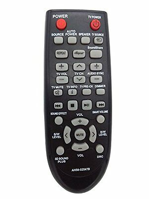 NEW REPLACED REMOTE Control For RCA Home Theater Sound Bar RTSB - Abt home theater